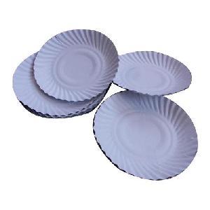 Disposable Duplex Paper Plates