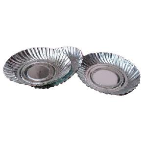 Disposable Hygienic Paper Plates