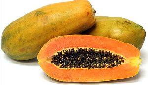 Fresh Papayas