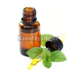 Mentha Crude Oil