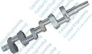 CARRIER 5H 40 CRANKSHAFT