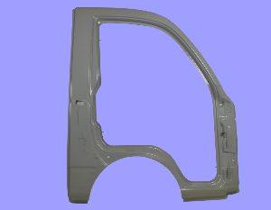 Mahindra Maxximo Side Panel Full Assembly