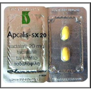 Apcalis-SX 20 Tablets