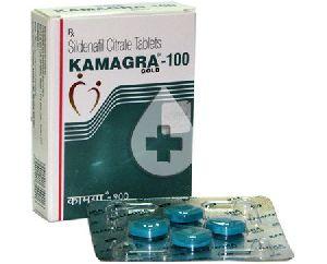 Kamagra-100mg Gold Tablets
