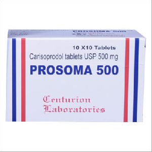 Prosoma 500 Tablets