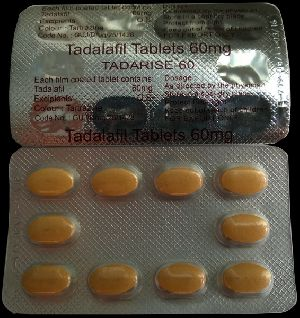 Tadarise-60mg Tablets