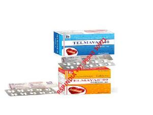 Telmavas Tablets