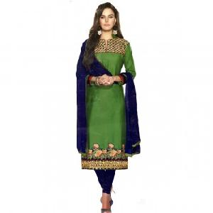 Banarasi Embroidered Suits