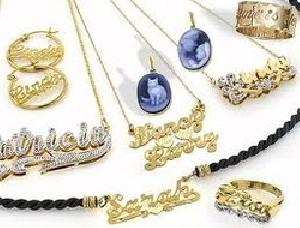 Customized Fashion Jewellery