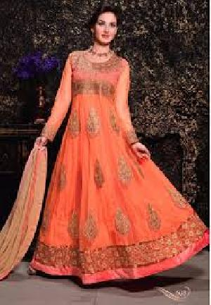 Heavy Wedding Anarkali Suits