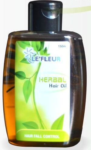 Le\'fleur Herbal Hair Oil