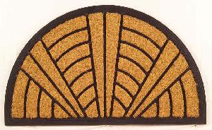 Rubber Moulded Coir Brush Door Mat 10