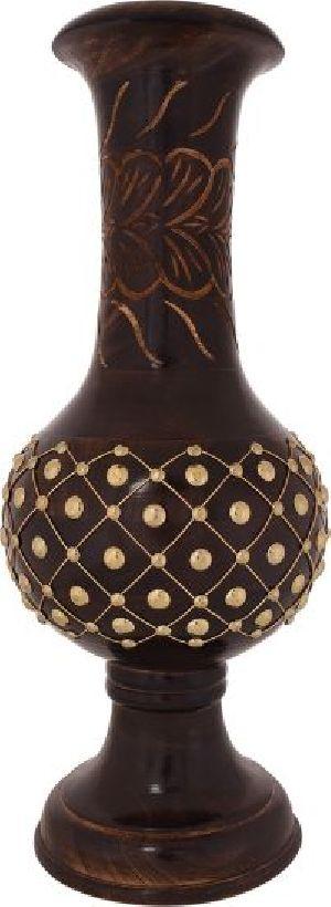 Brass Flower Vase 01