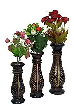 Brass Flower Vase 04