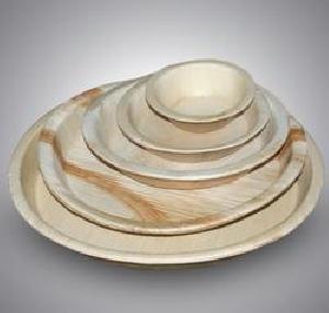 Areca Leaf Bowl & Plates