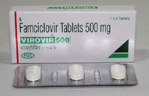Virovir 500mg Tablets