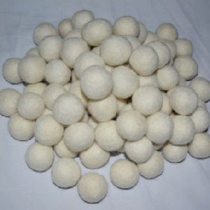 Dryer Felt Balls
