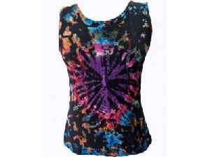 Ladies Tie Dye Tops