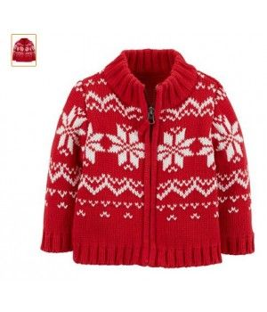 Woolen Cardigan Sweater