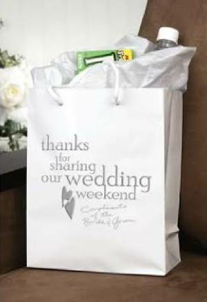 Wedding Gift Paper Bags