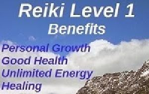 Reiki 1st Level Course Training Services