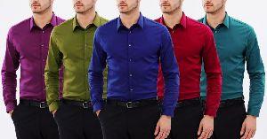 Mens Cotton Shirt 02