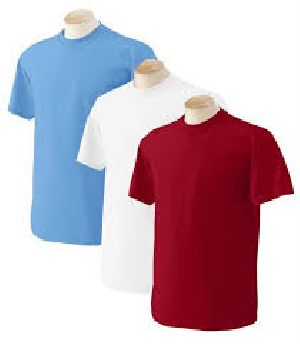 Mens Round Neck T-Shirt 04
