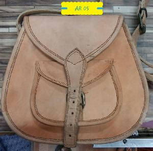 AR 05 Leather Sling Bag