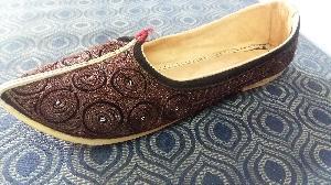 Mens Leather Juti 12