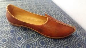Mens Leather Juti