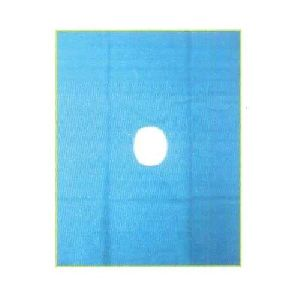Surgical Drape Sheet with Hole