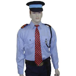 Hospital Security Guard Uniform