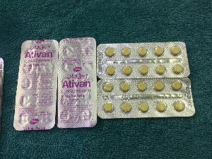 Ativan Tablets (500 Blistered Tablets)