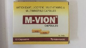 multivitamins multininerals capsules