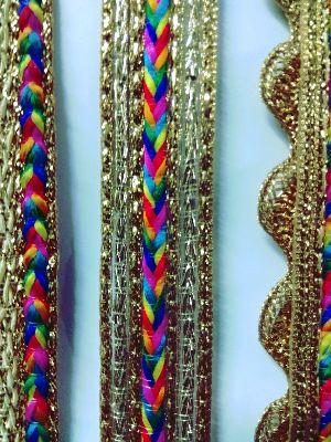 Fancy Saree Border Laces 02