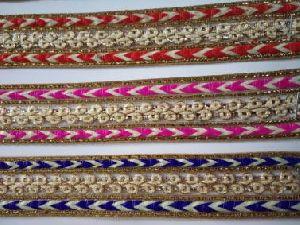 Fancy Saree Border Laces 07