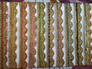 Fancy Saree Border Laces 08