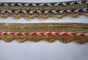 Fancy Saree Border Laces 12