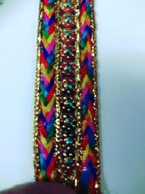 Fancy Saree Border Laces 01