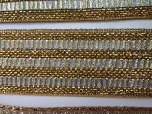 Glitter Golden Saree Laces 02