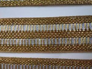 Glitter Golden Saree Laces 03