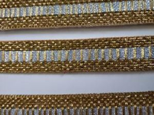 Glitter Golden Saree Laces 04