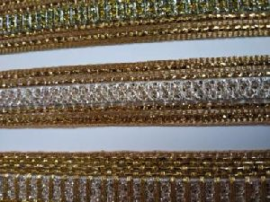 Glitter Golden Suit Laces 04