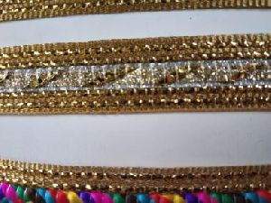 Glitter Golden Suit Laces 05