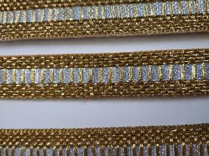 Glitter Golden Suit Laces 07