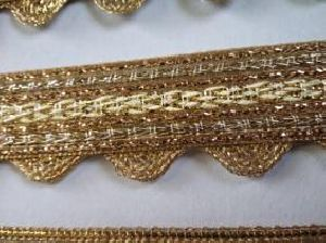 Golden Border Saree Laces 10