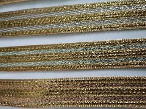 Golden Border Suit Laces 02
