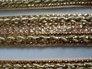 Golden Border Suit Laces 03