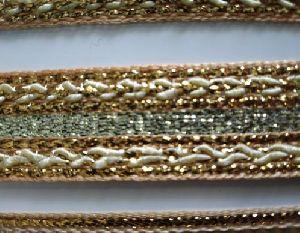 Golden Border Suit Laces 04
