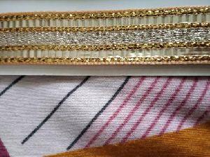 Golden Border Suit Laces 05